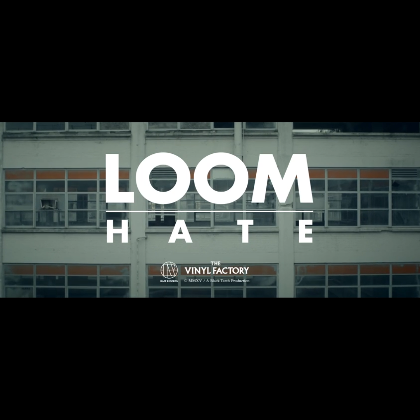 Location Sound Recordist:<br>Loom Hate &#8211; The Vinyl Factory