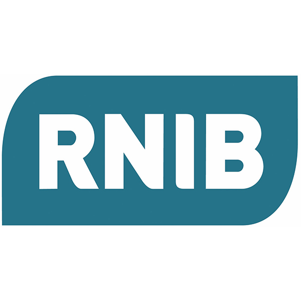 Audio Producer:<br>RNIB Audio Logo Competition