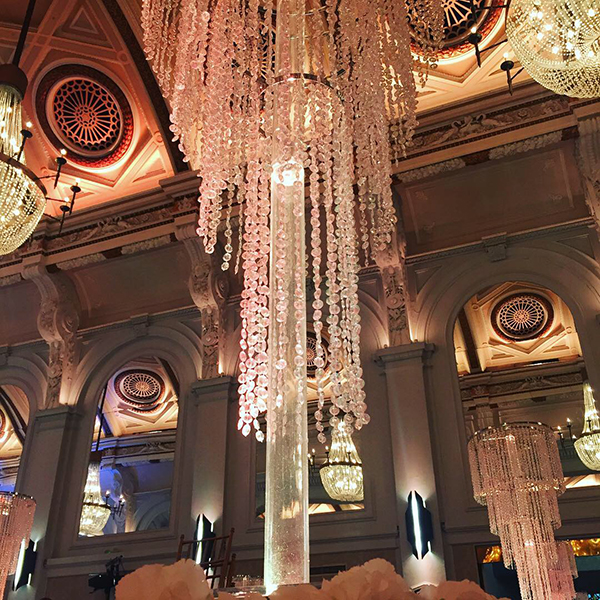 Live Stream Broadcast Sound Engineer:<br>De Vere Grand Connaught Rooms, London